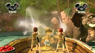 Prototype Xbox 360 Disneyland E-Ticket Kinect - Jungle Cruise
