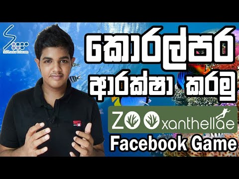 Protect Coral Reefs - ZOOxanthellae   Sri Lanka Telecom   Sinhala