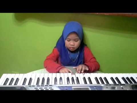 Ardini 5 Tahun (ombak Rindu Keyboard)