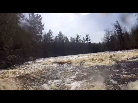 Peshtigo River, WI - World Kayak / GoPro River Guide