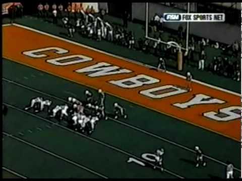 OU vs.OSU 2004highlights (pokes radio broadcast)