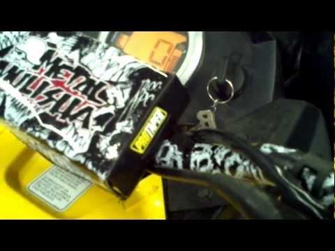 New metal mulish bars n stickers