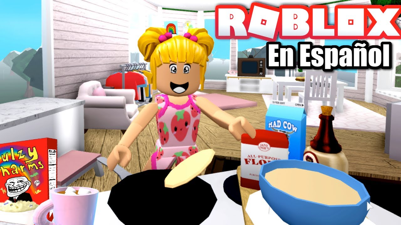 Goldie Rutina de Mañana en Su Nueva Casa de Arbol - Extraña a Titi Juegos?