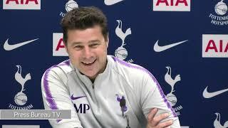 Mauricio Pochettino pre match press conference vs Manchester City