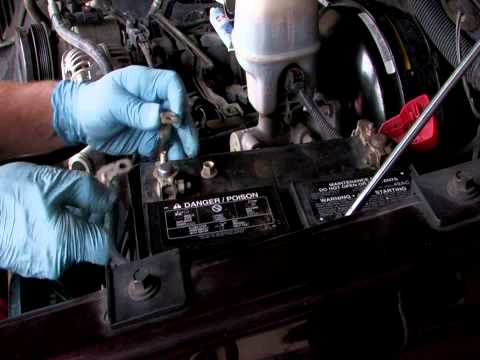 Auto Repair How To Replace A Power Seat Motor Youtube