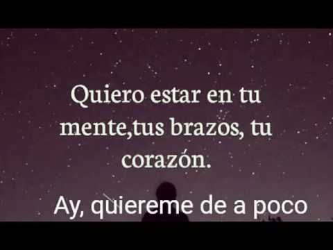 Letra: Amarrame|•°Mon Laferte/Juanes°•|