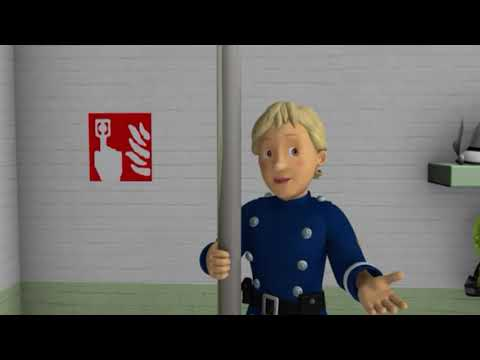 Fireman Sam US Theme Song UK