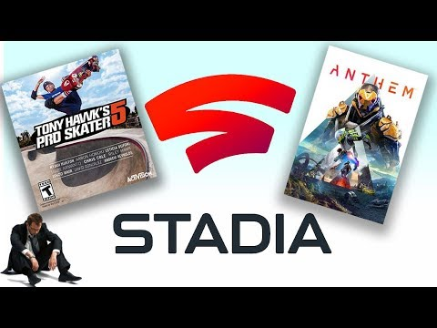 Google Stadia's Launch Lineup is Awful – Inside Gaming Daily