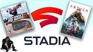 Google Stadia's Launch Lineup is Awful - Inside Gaming Daily