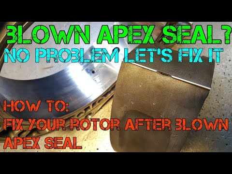 How to rebuild mazda rx8 rx7 rotary engine
