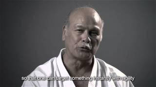 Karate Dragon, Tiger & Crane principles explained.