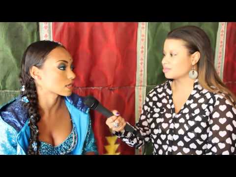 Exclusive Hit The Floor Dance Routine & Shocking Confessions From Logan Browning