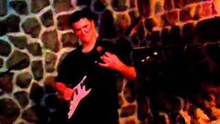 Mike Pristera Guitar Solo - Devil