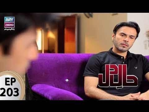 Haal-e-Dil - Ep 203 - ARY Zindagi Drama