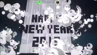 Minecraft【2019】Happy New Year 新年快樂