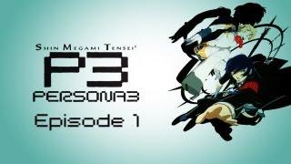 Persona 3 FES Walkthrough (Hard Mode) Part 1