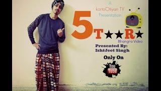 5 Taara | DiljitDosanjh | Bhangra Video | kartoOtiyan TV