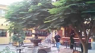Hacienda Hotel in Los Algodones, Waking up.