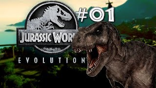 What Could Go Wrong? - Jurassic World Evoltution