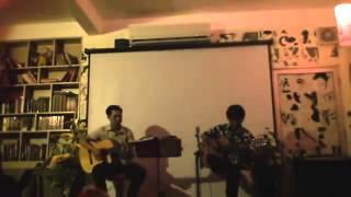 Cánh chim bạt gió - Guitar Văn Đạo - Quang Nhã - NghiêmHoaTrà, 17/30 ngõ 80Chùa Láng