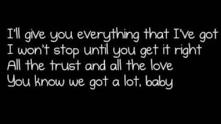 Keyshia Cole ft Monica - Trust w/ Lyrics