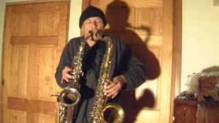 Double sax