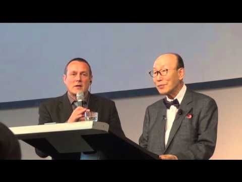 Dr David Yonggi Cho's Life Testimony 2015 Berlin