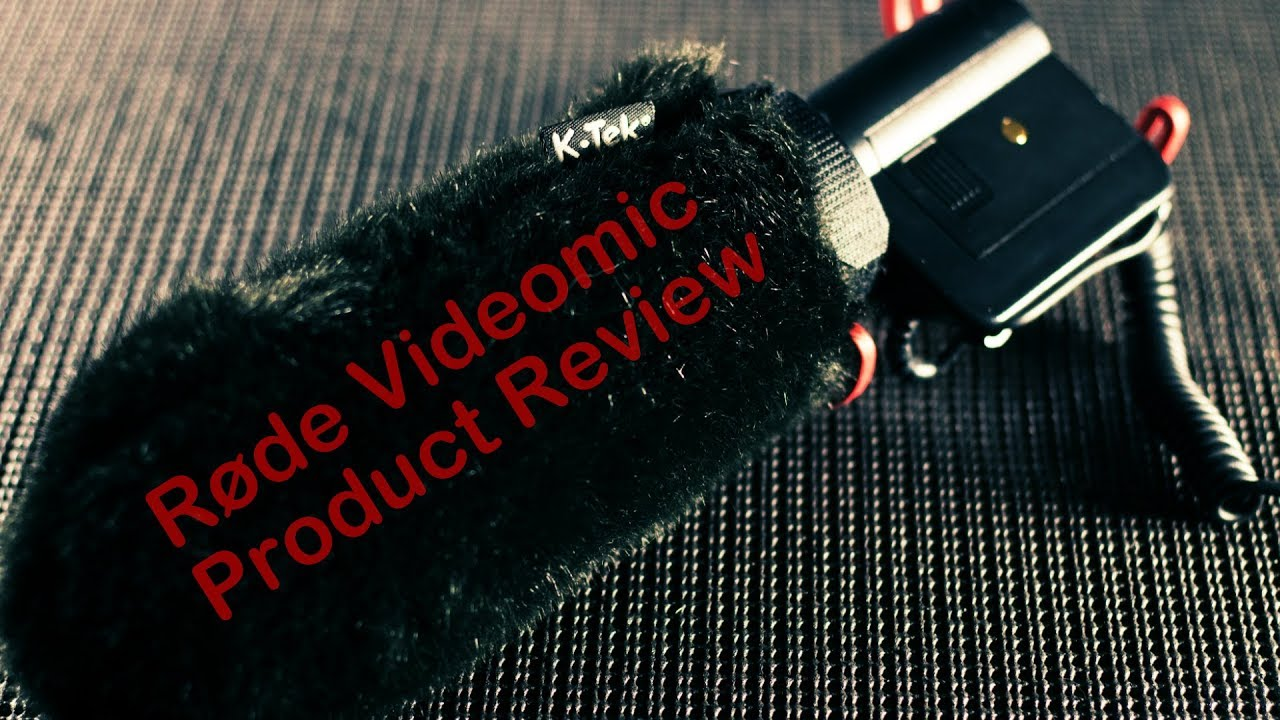 Røde Videomic Product Review