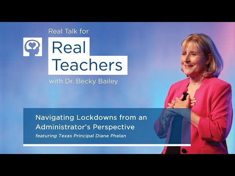 Real Talk for Real Teachers #16: Navigating Lockdowns From An Administrator's Perspective