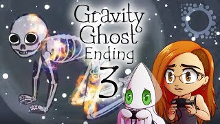 Gravity Ghost (ENDING) -EVERYTHING ON FIRE & ALL THE TEARS ~Part 3~ (Story Driven Indie Puzzle Game)