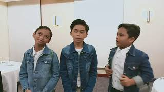 Mackie of TNT Boys inaming nag-ttxt sila ni Esang, Francis tinukso kay Noel...shares K-pop favorites