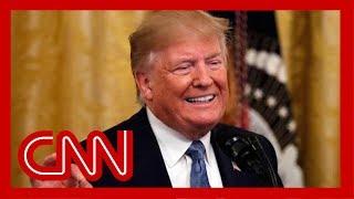 CNN fact checker debunks Trump's story about California