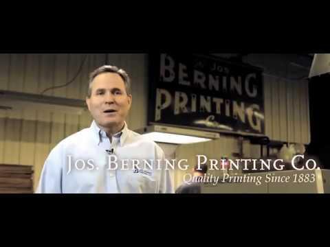 Jos Berning Printing Team