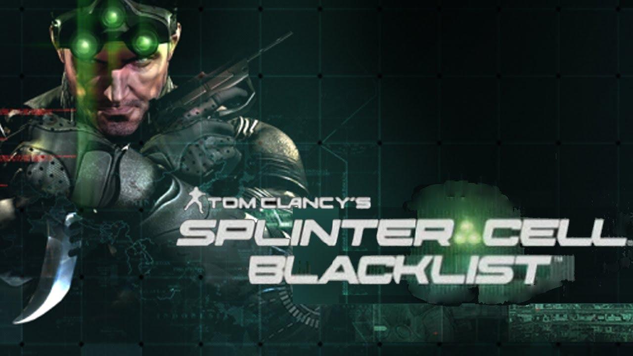 Splinter Cell: Blacklist Official Trailer E3 2012 [HD ...