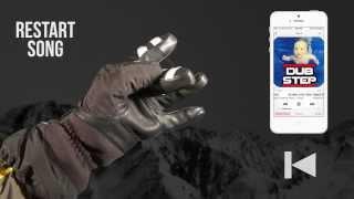 BearTek Gloves - Smartphone (Bluetooth) control at your fingertips
