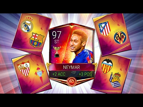 FIFA Mobile ~ 6 LA LIGA RIVAL PLANS COMPLETE !! La Liga Rivalries Pack Opening on FIFA Mobile 17