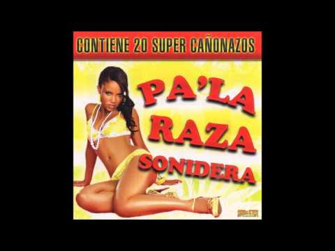 Pa'la Raza Sonidera - 20 Super Canonazos (Disco Completo)