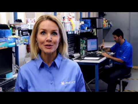 Medcorp's Ultrasound Refurbishment Process