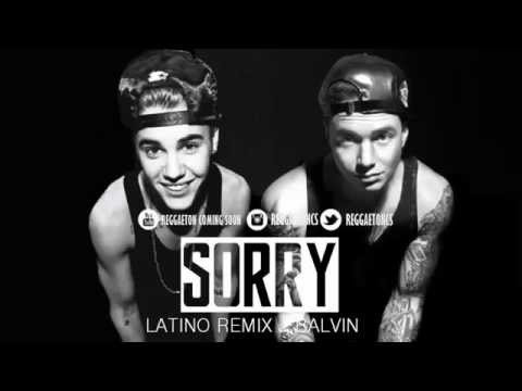 Sorry - Justin Bieber ft. J. Balvin (Oficial Remix) + Descarga