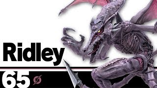 65: Ridley - Super Smash Bros. Ultimate