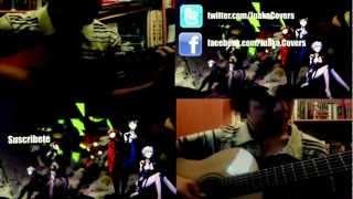 Tsubasa Wo Kudasai Acoustic Cover (Guitar)