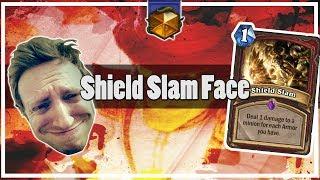 Hearthstone: Shield Slam The Face