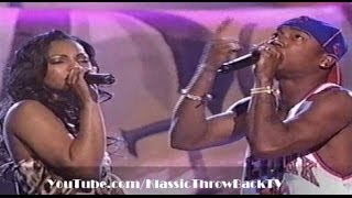 "Ja Rule feat. Ashanti - ""Always On Time"" Live (2002)"