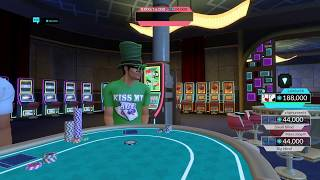 Unbeatable Poker Hand! - Four Kings and Casino