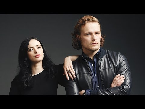 Sam Heughan & Krysten Ritter  Actors on Actors  Full Conversation