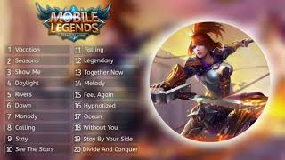 20 BEST EDM SONG FOR PLAYiNG MOBiLE LEGENDS NO COPYRiGHT September 2018 01