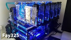 EPIC Water COOLED Mining Rig! | CMRS 69 Live Stream!
