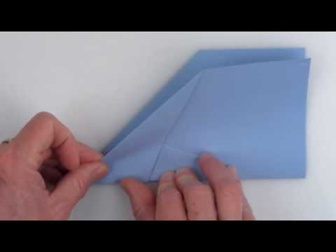 Learn to Fold a World-Record-Setting Paper Airplane