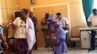 Satan Tu Es Vaincu - Groupe Psaumes 150 | MFCI Church Culte du 20 Septembre 2015