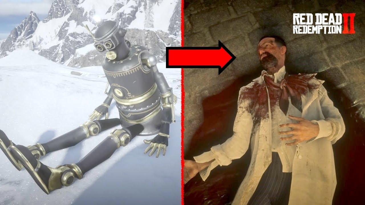 Red Dead Redemption 2 - O MISTÉRIO DA MORTE DE MARKO DRAGIC EXPLICADO!